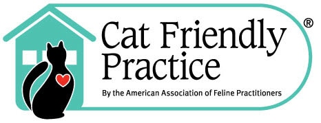 Occidental Vet is a Cat Friendly Practice! Certified by the American Association of Feline Practitioners
